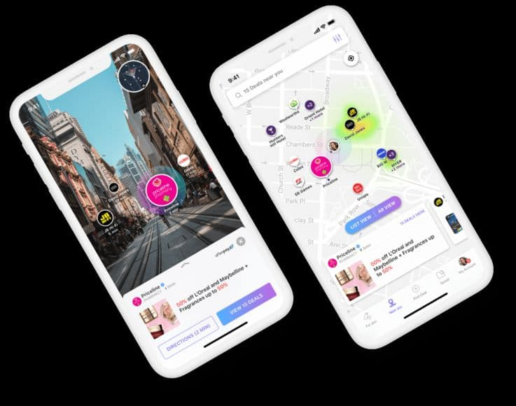 Sweep App – AI Tech For Retail
