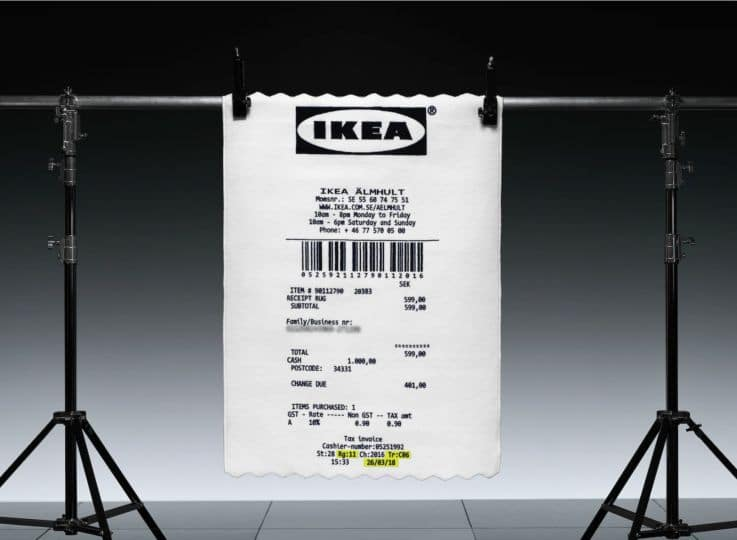 IKEA – London Fashion Week 2019