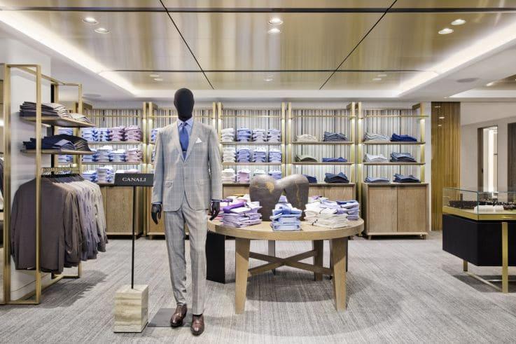 Nordstrom/Connie Zhou – Retail Concept Store