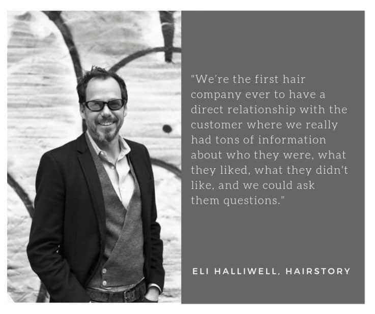 Hairstory – Eli Halliwell – Hair Retail Strategy