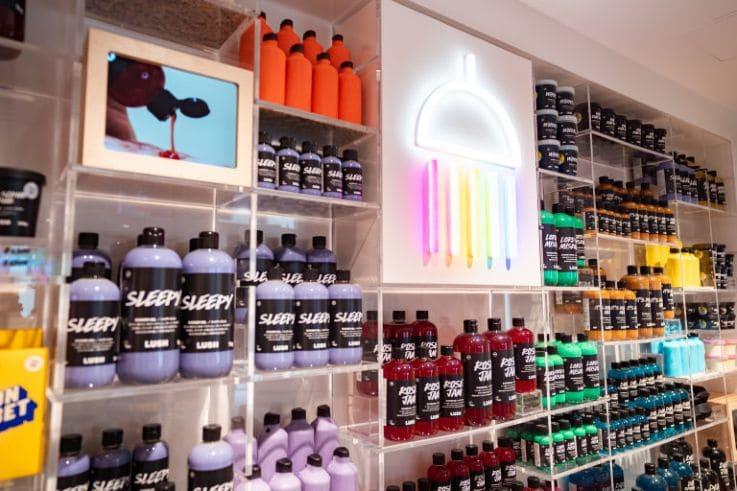 Lush – Best New Tokyo Stores