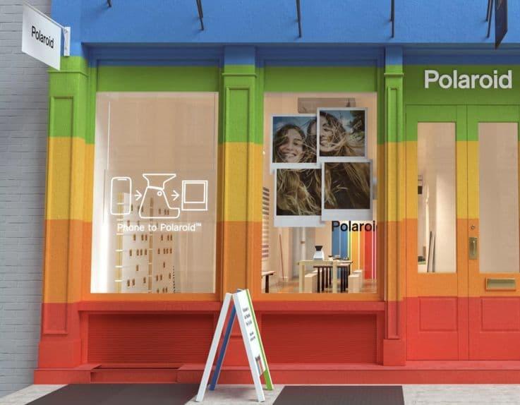 Pop-Up NYC – Polaroid