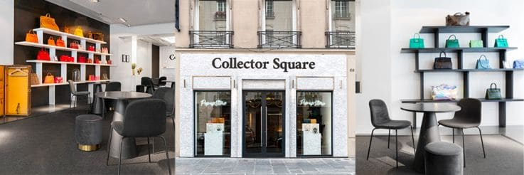 Pop-Up Shop – Collector Square