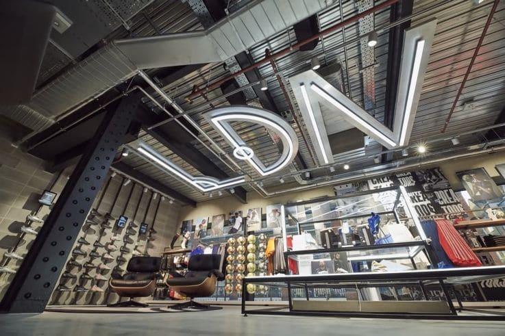 Adidas – Retail VM
