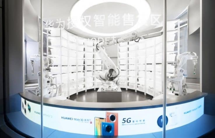 Huawei – Worldwide Retail Ideas