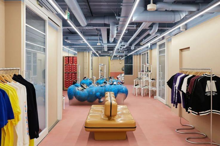 Physical Retail – Tokyo Shopping