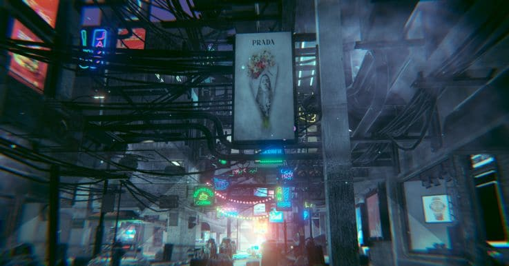 Admix – Augmented Reality