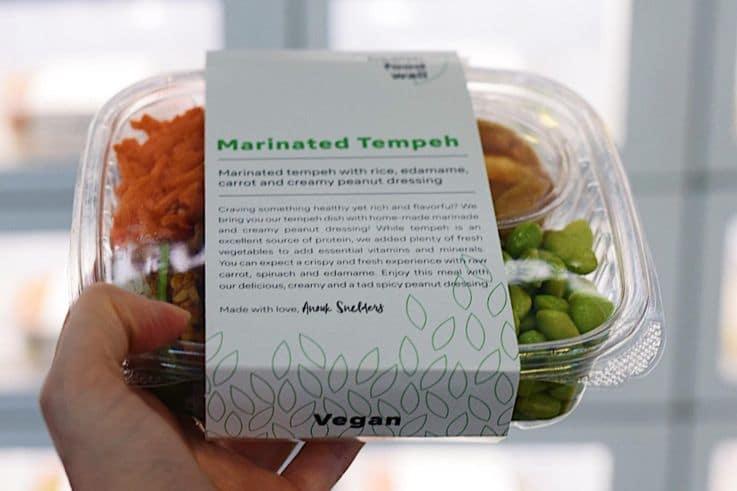 Health Food Wall – Food Service
