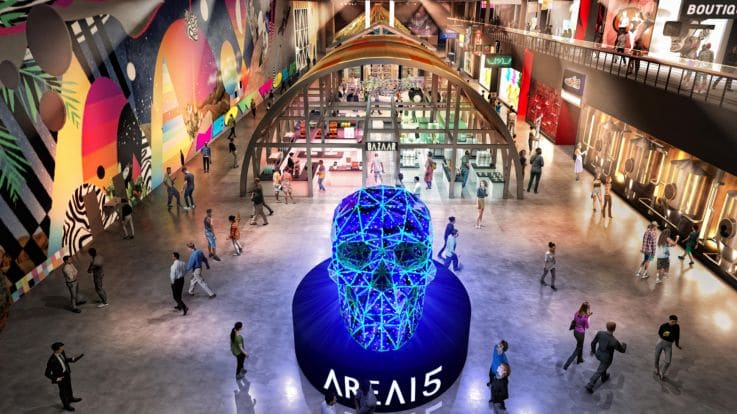 Area15 – Immersive Economy