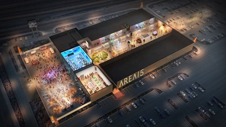 Area15 – Customer Experience