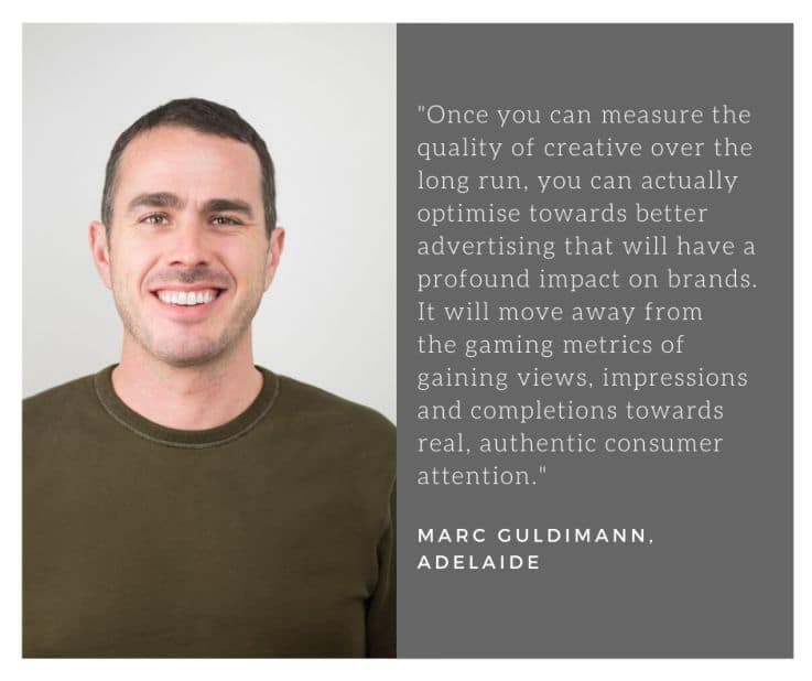 Adelaide – Marc Guldimann, Founder and CEO