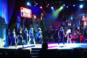 Norwegian Breakaway Rock of Ages