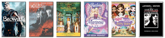 New DVD Releases - Feb 26, 2008