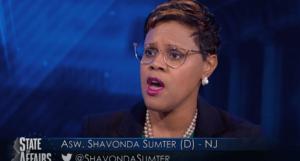 LD35 Assemblywoman Shavonda Sumter of Paterson