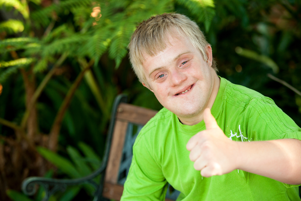 argument with myself about the downs syndrome