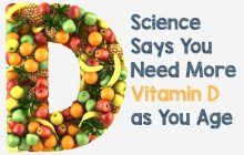 Regaining Balance: Science Says You Need More Vitamin D as You Age