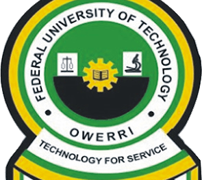 Federal University of Technology Owerri (FUTO) MBBS Admission List & School Fees for 2020/2021 Academic Session
