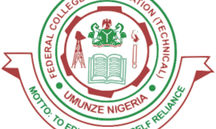 Federal College of Education (Technical) FCET Umunze NCE Admission List for 2020/2021 Academic Session
