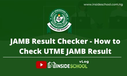JAMB Result Checker – How to Check JAMB Result for Free