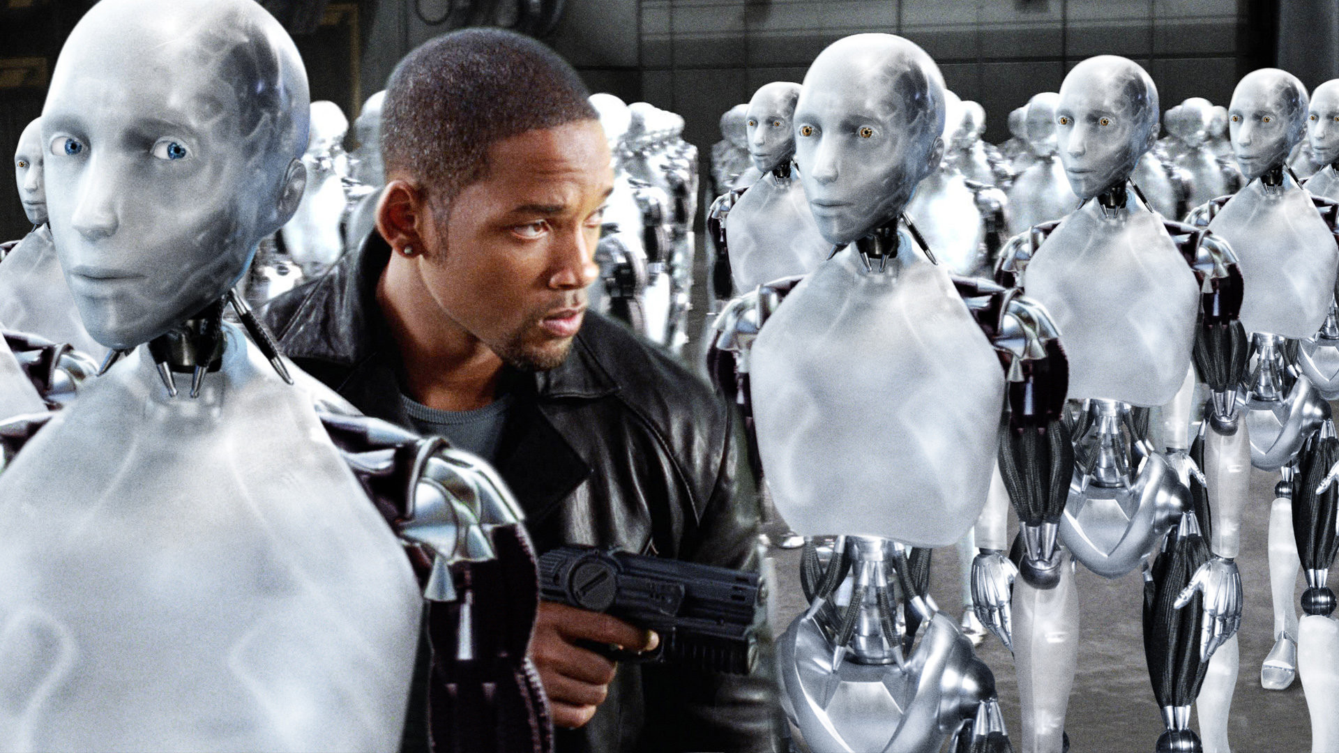 AI and the robot uprising: With so many jobs at risk, why isn't ...