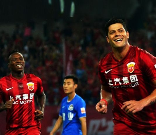 China Soccer