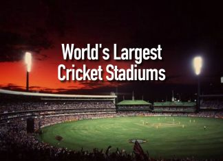 Largest Cricket Stadiums in the World