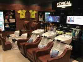 Sports Salon