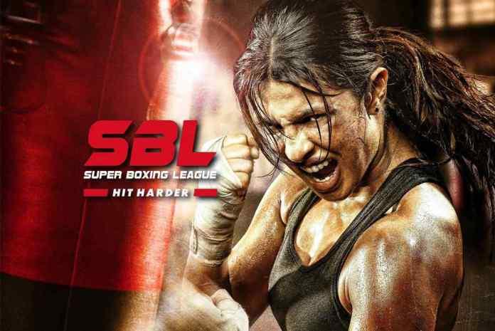 Super Boxing league