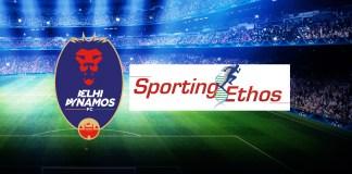 Delhi Dynamos engages Sporting Ethos as High Performance Partner