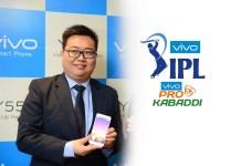 Vivek Zhang: Vivo's man to strike IPL, PKL deals steps down