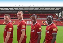 Western Union commits £25 m for Liverpool sleeve sponsorship- InsideSport