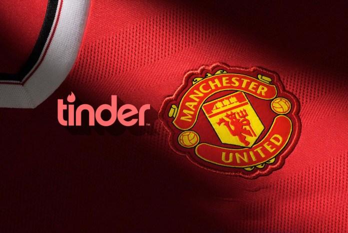Tinder Manchester United