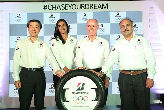 Bridgestone India new addition to Sindhu's swelling brand list- InsideSport