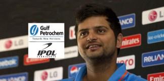 GP Petroleums engages Raina as brand ambassador for IPOL- InsideSport