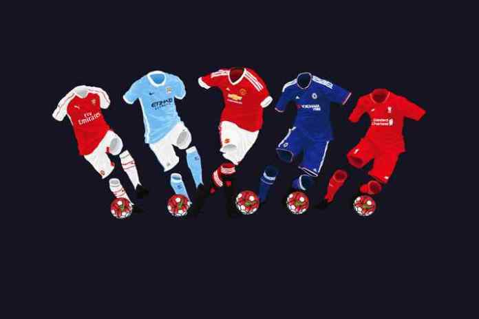 European football's biggest jersey sponsorship deals- InsideSport