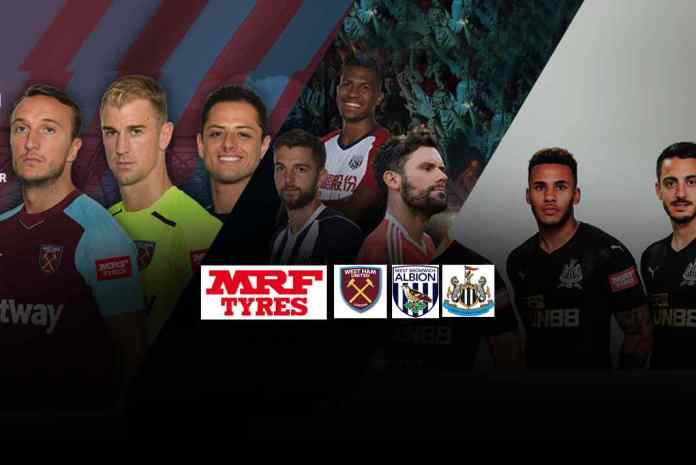 MRF signs sponsorship deals with Newcastle, West Ham, WBA- InsideSport