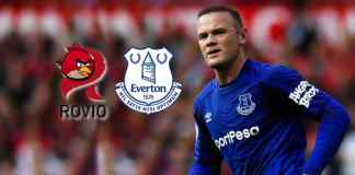 Rooney to feature in Everton-themed Angry Birds game!- InsideSport