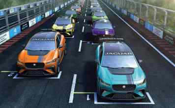 Jaguar launches one-make Formula E support series- InsideSport