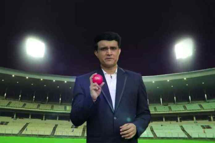 Ganguly backs pink ball for Test cricket's health- InsideSport