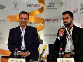 Kohli, Sanjiv Goenka join hands for charity golf event