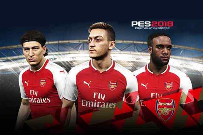 KONAMI-Arsenal partner for better game experience for PES 2018- InsideSport