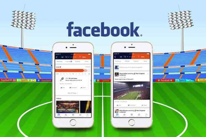Facebook seeking to change game with live sports broadcast- InsideSport