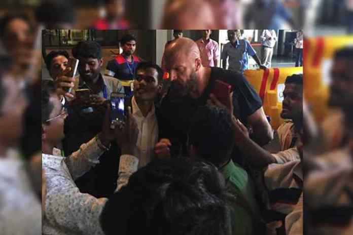 Triple H's arrival a step forward for WWE India return- InsideSport