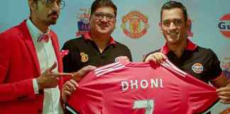 Gulf Oil cash in on Dhoni's football, Manchester United connect- InsideSport