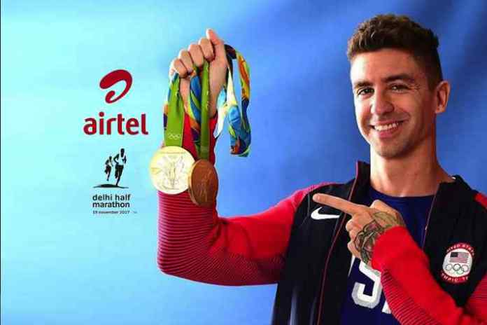 Swimming legend Ervin to be Airtel Delhi Half Marathon ambassador- InsideSport