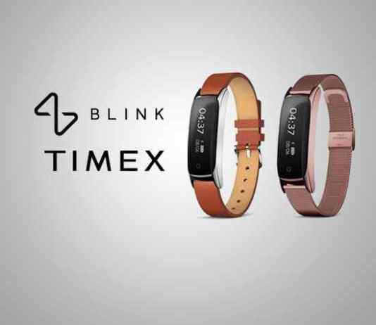 Timex partners Blink to enter sports wearable market