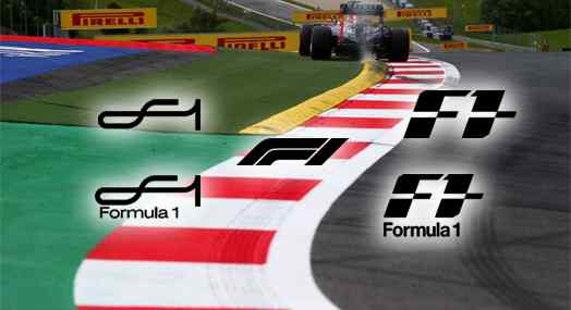 Possible new logos of Formula One