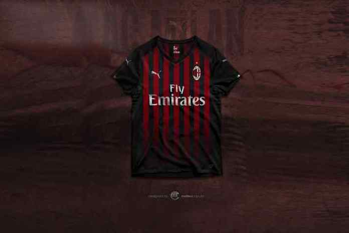 AC Milan inks $ 14m per annum deal with Puma