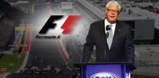 Ex-Fox president Hill to change F-1 broadcast strategy
