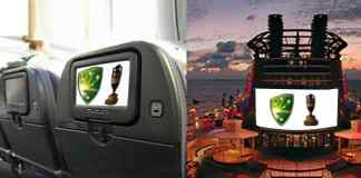 Ashes to go live on cruise ships, in flights
